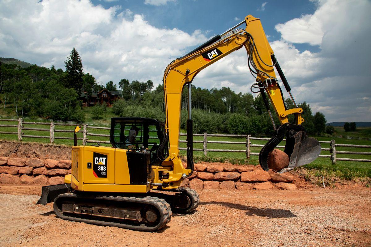 Cat Next Generation Mini Excavator Range Gets Six New
