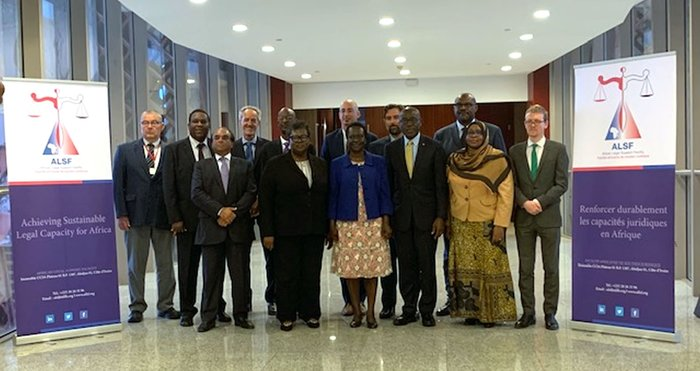 African Development Bank 2019 Annual Meetings: African Legal Support Facility holds Management Board, Governing Council meetings