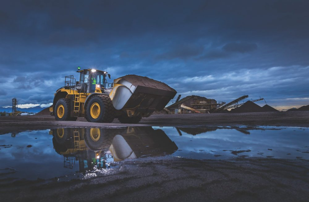 John Deere wheels out powerful new L-Series Loaders