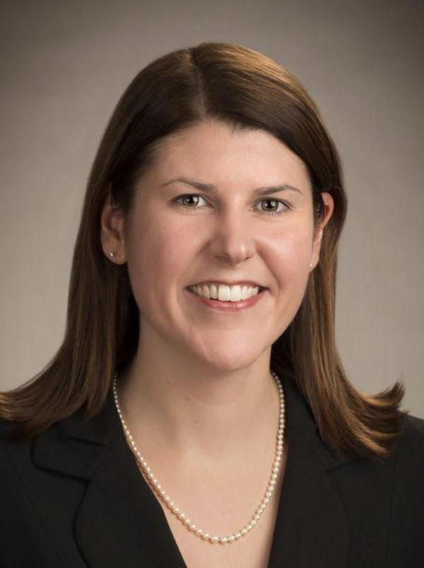 AASHTO Vice President Victoria Sheehan