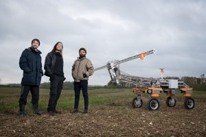 Small Robot Company is now fundraising on Crowdcube