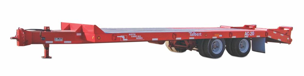 Talbert Manufacturing Tag-A-Long AC Series Trailers maximize efficiency