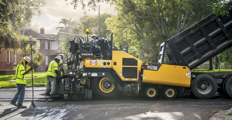 VolvoCE divesting their Blaw-Knox Paver Business to Gencor Industries